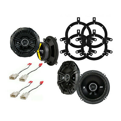 TOYOTA TUNDRA 2003-2006 Factory Speaker Replacement (2) 6 5