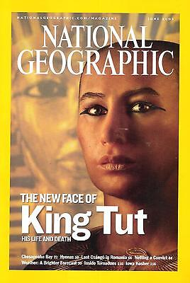 National Géographic(EN) VOL.207 NO.6 June 2005 The New Face Of King Tut,...