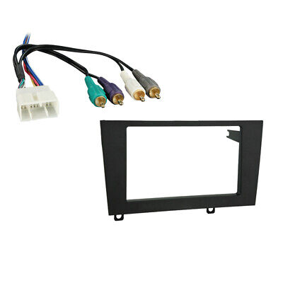 Fits Lexus ES 300 1992-1996 Double DIN Stereo Harness Radio Install Dash Kit