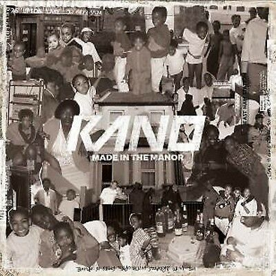 Kano - Made in the Manor - New Double 180g Vinyl LP + MP3