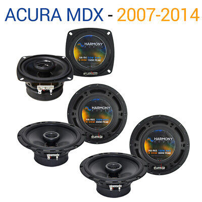 Acura MDX 2007-2014 Factory Speaker Replacement Harmony R65 R4 Package New