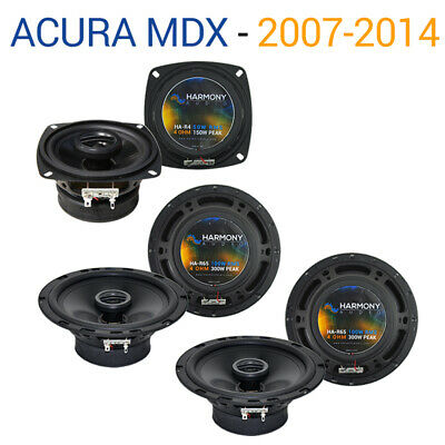 Acura MDX 2007-2016 Factory Speaker Replacement Harmony R65 R4 Package New