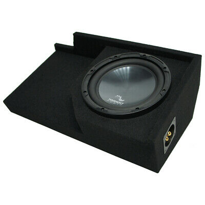 1988-1998 Chevy CK Silverado Ext Truck Harmony R104 Single 10 Sub Box Enclosure