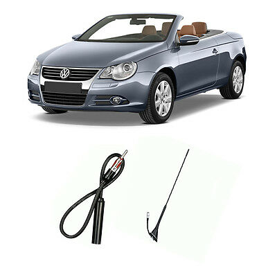 Volkswagen Eos 2007-2011 Factory OEM Replacement Radio Stereo Custom Antenna