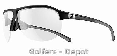 Adidas Brille a179 Tourpro S black matt grey 6062 Vario