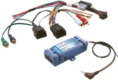 Pac RP4-GM31 Radio Replacement Interface W/ Amplifier Retention & Swc Software