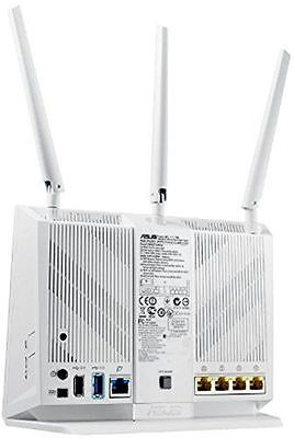 Asus RT-AC68U AC1900 Diamond Dual-Band Power WLAN Router 802.11 NEUF