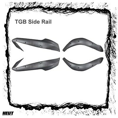 TGB Target 325 500 550 525 Side Rails Kotflügel Verbreiterungen TGB  Mud Guards