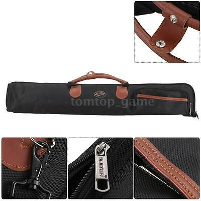 1680D Clarinet Bag Case Straight Type Thicken Padded 15mm Foam with Strap Q0X3