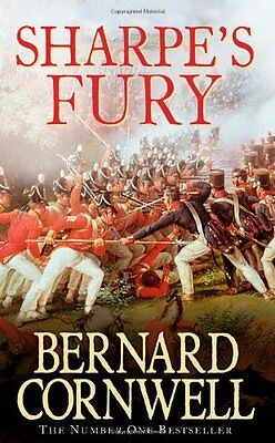 Sharpe's Fury: The Battle of Barrosa, March 1811 (The Sharpe Series, Book 11)-B