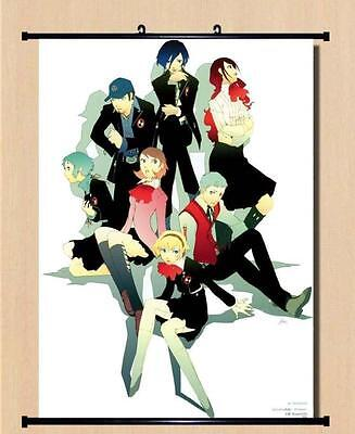 Anime Shin Megami Tensei: Persona 3 Home Decor Wall poster Scroll 60*90CM F42