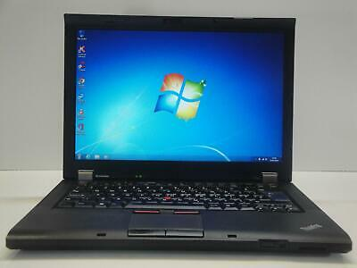 Lenovo ThinkPad T410 Laptop Core-i5 2.4Ghz 8Gb Ram 1TB HDD One Year Warranty DVD