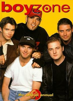 """Official ""Boyzone"" Annual 1999 (Annuals) By Eddie Rowley and Katherine Rogers"""