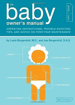 The Baby Owner's Manual: Operating Instructions, Trouble-shooting Tips and Ad.