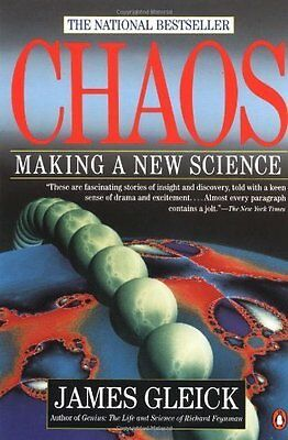 Chaos: Making a New Science-James Gleick, 9780747404132