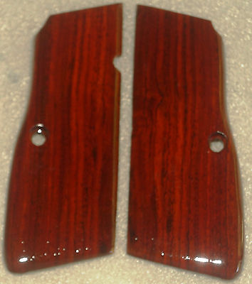 Browning High Power Grips Cocobolo Wood F-5