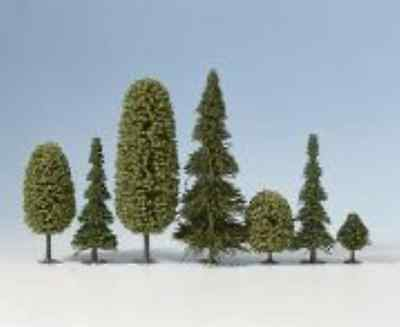 Noch 26311 Mixed Forest Trees Pack of 25 OO/HO