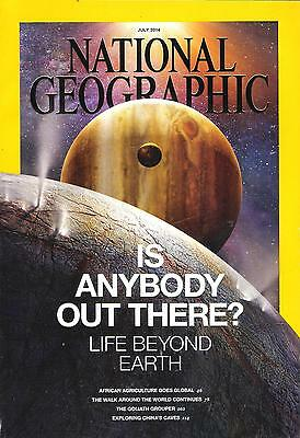 National Géographic(EN) VOL.226 NO.1 July 2014 Is Anybody Out There?,...