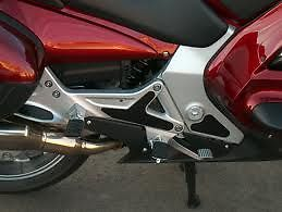 Honda ST1300 Pan European Frame Protector Set Of 6 (02>