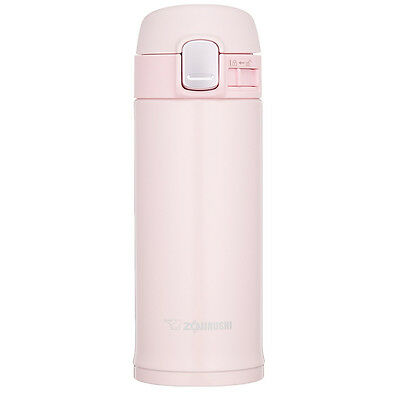 Zojirushi Pearl Pink Stainless Steel Vacuum Insulated 10 Ounce Mug
