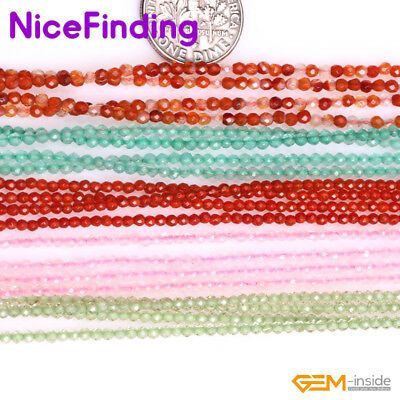 8Colour 2mm AB-Colour Glass Seed Spacer Round Beads /& Box Jewelry Making W1078