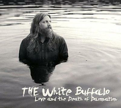 The White Buffalo - Love And The Death Of Damnation (NEW CD)