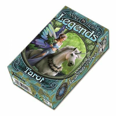 Anne Stokes Legends Tarot Cards By Fournier