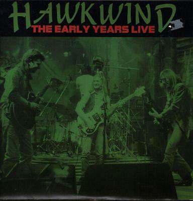 "Hawkwind(Blue 12"" Vinyl P/S)The Early Years Live-Receiver-REPLAY 3014-U-VG+/Ex+"