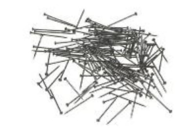 Peco SL-14 Pins for fixing track and turnouts OO & N Gauge
