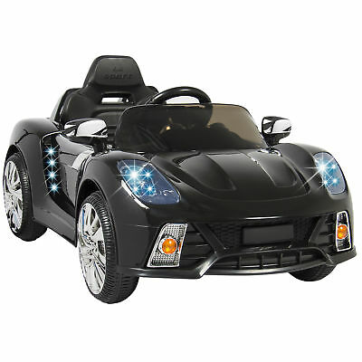 BCP 12V Kids Remote Control Ride-On Car w/ Lights, MP3, AUX