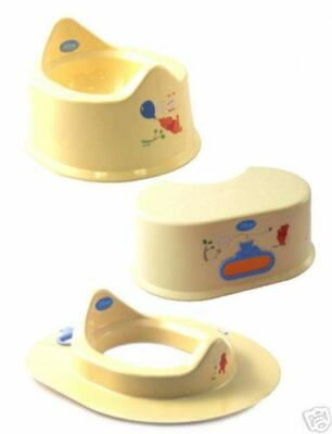 BABY -Disney Winnie the Pooh Toilet Training set KHTP09