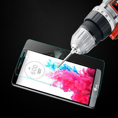 For LG G3 G4 Premium Ultra Slim Tempered Glass Protective Screen Protector Film