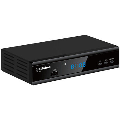 1080P DVB-S2 HD Digital Satellite + IPTV Combo TV BOX Receiver + USB WIFI Dongle
