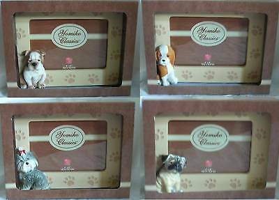 Yomiko Dog Photo Picture  Frame Russ Pick Your Breed