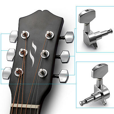 Neewer 6 Pieces Guitar String Tuning Pegs Tuner Machine Head UD#15