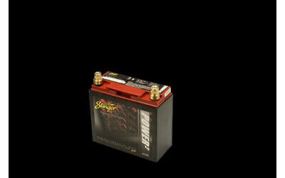 Stinger SPP680 12 Volt Dry Cell Battery 680 Amps Power2 Series 1360 Watts New
