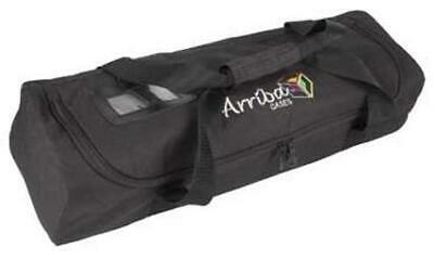 Arriba AC206 Premium Padded Soft Case For Small Bar Light Fixture W/ View Window