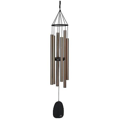 Woodstock Chimes Large Bells of Paradise Wind Chime - Bronze Woodstock Chimes