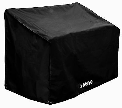 Bosmere D610 STORM BLACK 3 Seater Bench Seat Cover Bosmere Products Ltd