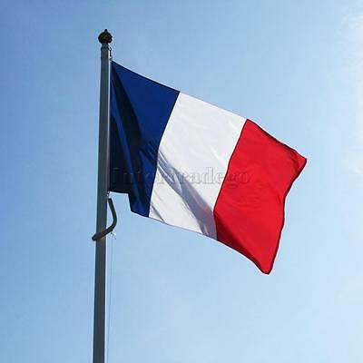 150*90CM/5*3FT National Flag French France Republic Banner with Eyelets