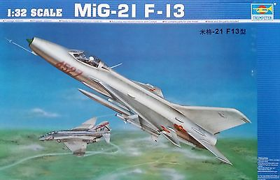 TRUMPETER® 02210 Russian MiG-21 F-13 in 1:32
