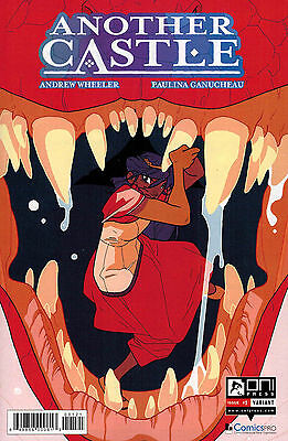 Another Castle #1 Comicspro Exclusive Variant Comic Book Oni Press 2016