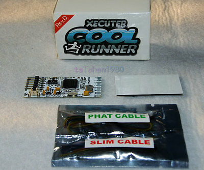 NEW Xecuter coolrunner Rev D with 48.000MHZ Oscillator Crystal