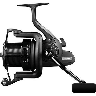 Sonik NEW Tournos 6000 Quick Drag Long Casting Carp Fishing Reel