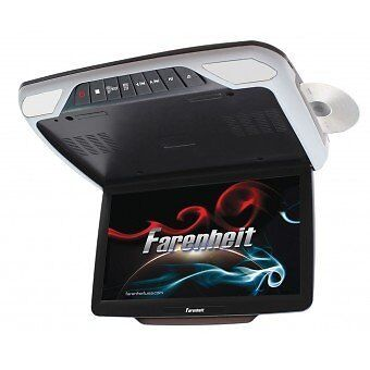 Farenheit MD-1430H Overhead Dvd Entertainment System With 14.3-Inch Lcd Screen