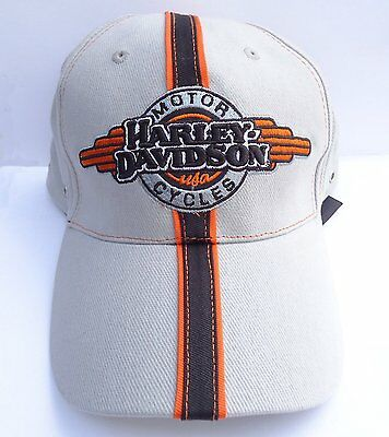 Harley Davidson Mens Ball Cap hat