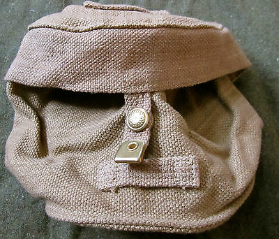 Wwi Uk British Canadian Common Wealth Infantry P08 Mess Tin Carry Cover