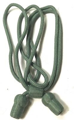 Wwi Us Army M1911 Infantry Campaign Hat Cord Braid-Blue
