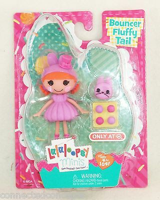 Easter 2015 Mini Lalaloopsy Doll Bouncer Fluffy Tail Target