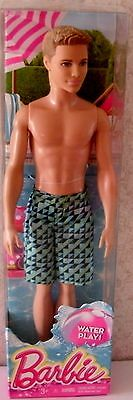 Ken Water Play Water Play Barbie Doll
